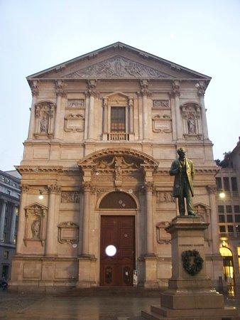 Museo San Fedele: la chiesa
