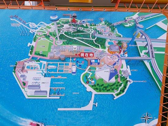 横滨八景岛海岛乐园照片