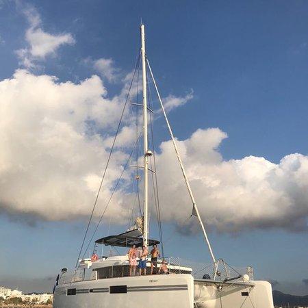 Catamaran Experience Ibiza Foto