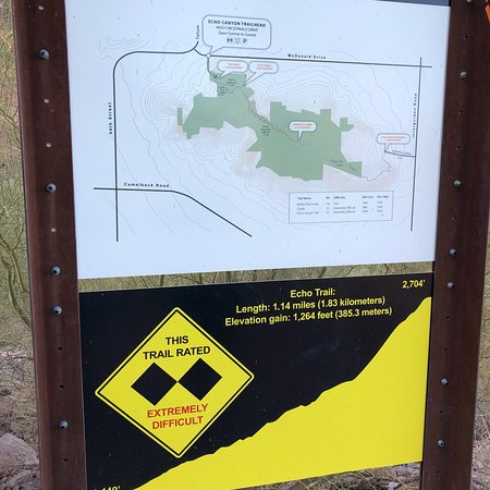 Echo Canyon Trail and Recreation Area照片