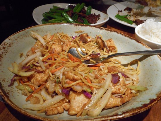 P.F. Chang's: Chicken Lo Mein