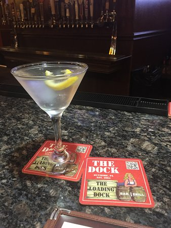 "Dunmore, PA: A ""Real"" martini!"
