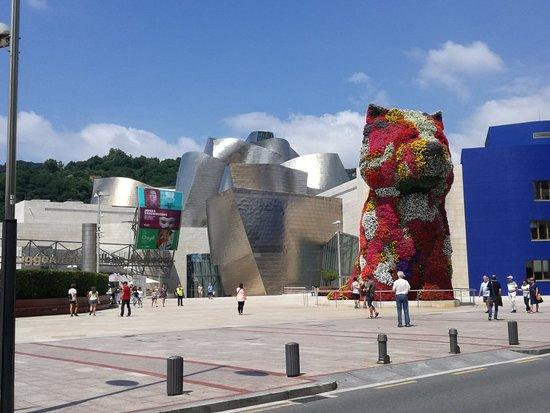 Guggenheim Museum (Bilbao) Foto