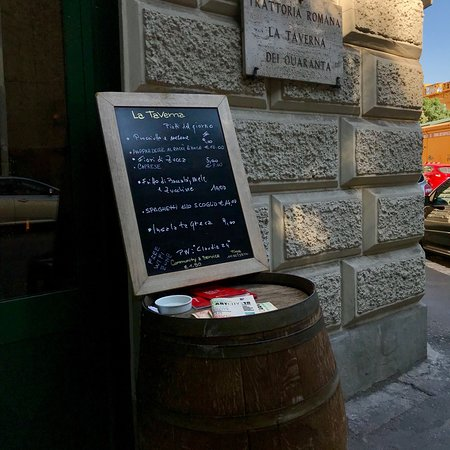 La Taverna Dei Quaranta Foto