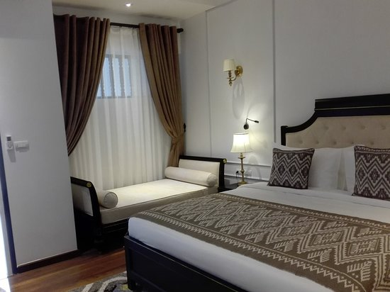 Le Thatluang d'oR Boutique Hotel: Bed