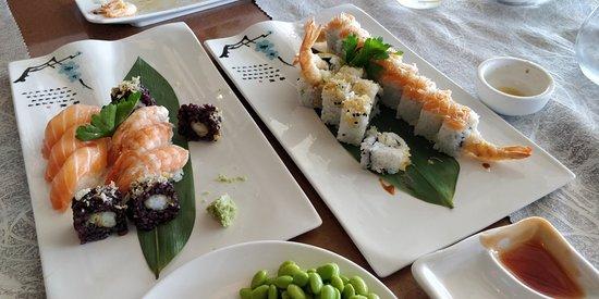 Liscate, Italie: Wang Sushi