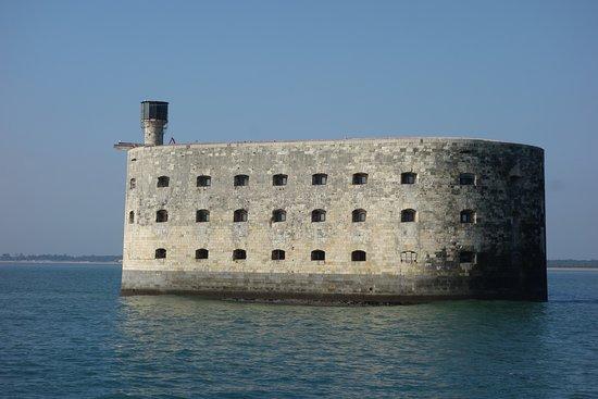 Boyardville, France: Fort Boyard
