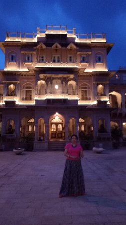 Chomu Palace Hotel: Excellent