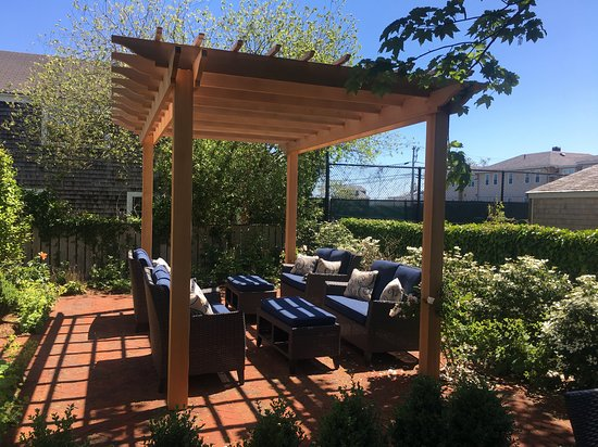 the new patio with pergola also has a fire pit picture of brass rh tripadvisor com