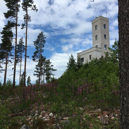 Mannanmäen Näkötorni照片