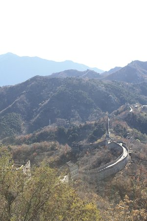 Chinese Muur: View from the top