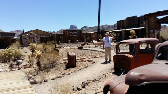 Castle Dome Mines Museum & Ghost Town : Castle Dome Mine Museum