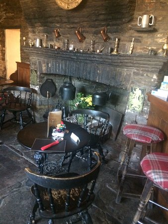 Llanvihangel Crucorney, UK: Skirrid Inn
