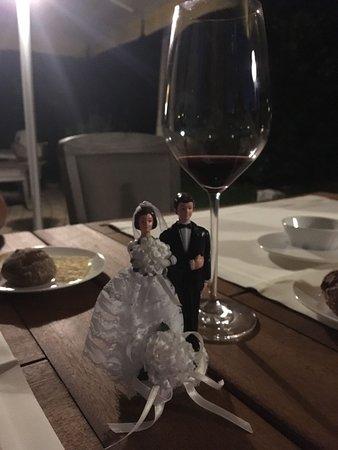 Bubendorf, Schweiz: Ein kulinarischer Höhepunkt an einem wunderschönen Tag zur Erinnerung an den Hochzeitstag