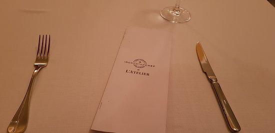 Iberostar Grand Paraiso: Dining at the Gourmet Restaurant - 5 course