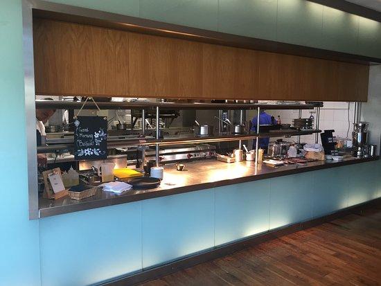 The Gasworks Restaurant & Bar: Gasworks