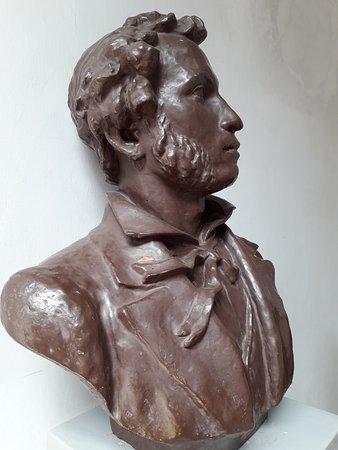 Bakhchisaray: Памятник А.С. Пушкину