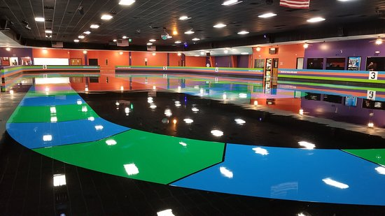 Summerville, Carolina del Sur: New skate floor!