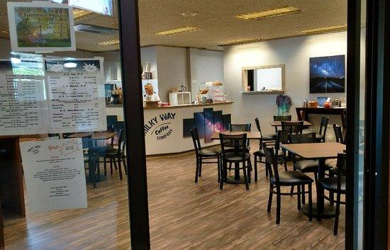 Woodruff, Wisconsin: Milky Way Coffee Company