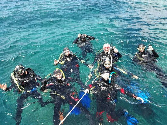 Scuba Diving Gallipoli ASD