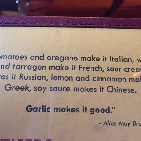 The Garlic: photo5.jpg