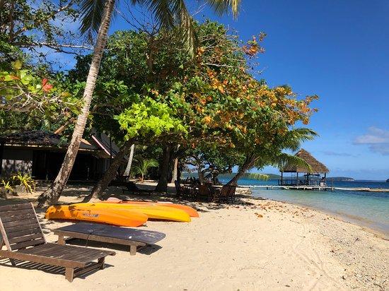 Tonga Beach Resort Vava U