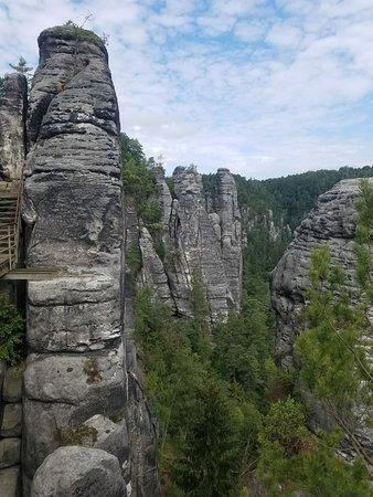 Bastei, Γερμανία: IMG-20180708-WA0049_large.jpg