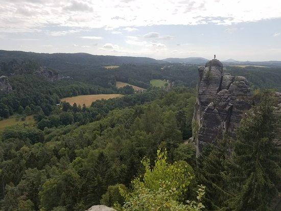 Bastei, Γερμανία: IMG-20180708-WA0046_large.jpg
