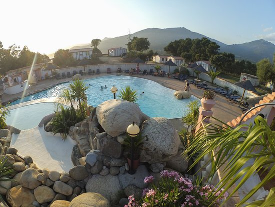Camping brancher bouchon