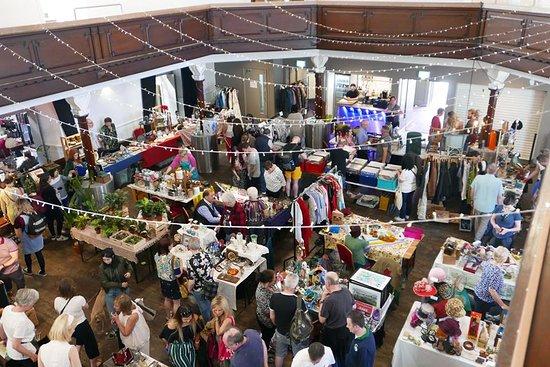 The Glasgow Markets