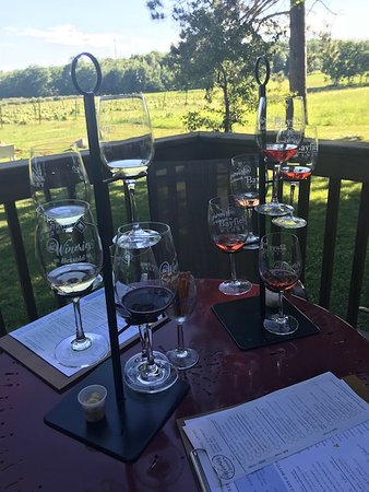 Bayfield, WI: Wine Flights