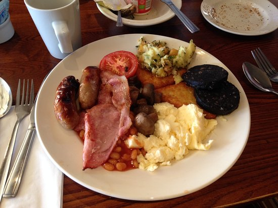Brewers Fayre - The Honourable Pilot: The Full English