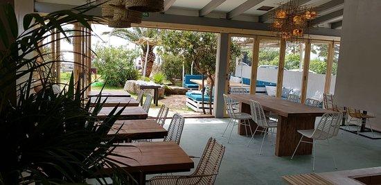 Banti Restaurante: terrazza