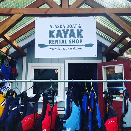 Alaska Boat and Kayak Rental Shop