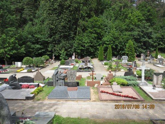 Antakalnis Cemetery: It's like an art museum