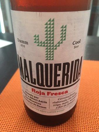 Niña Bonita Cantina: Ferran Adriá ha creado una birra que va de miedo con la comida latina
