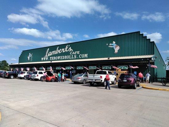Sikeston, MO: Lambert's Cafe