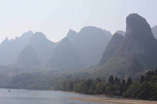 Guangxi, China: Karst Mountains
