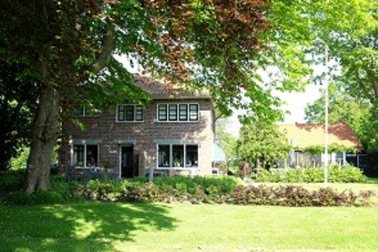 Vierhuizen, The Netherlands: B&B - Sauna D'Olle Pastorie + tuinen