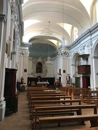 Sant'Agata Feltria, Itália: Interno
