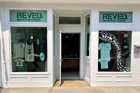 New storefront in Greenport!