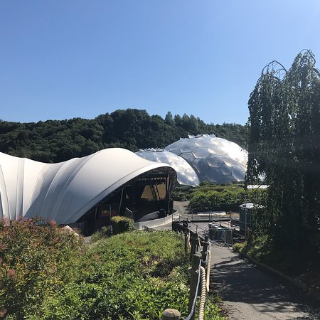 伊甸园植物园照片