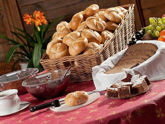 Jugendhotel Egger: Frühstücksbuffet