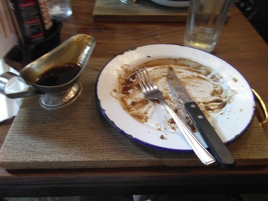 Pieminister: All gone!
