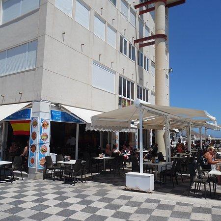 Cafeteria El Castell – fotografija