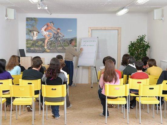 Jugendhotel Egger: Seminarraum