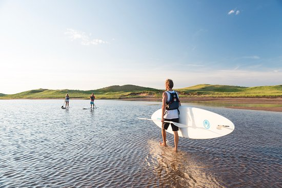 Summerside, Canada: Paddleboard Tour