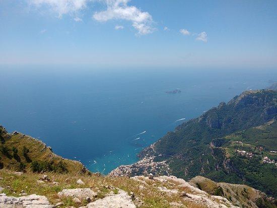 Villaggio Monte Faito, Italy: vista positano