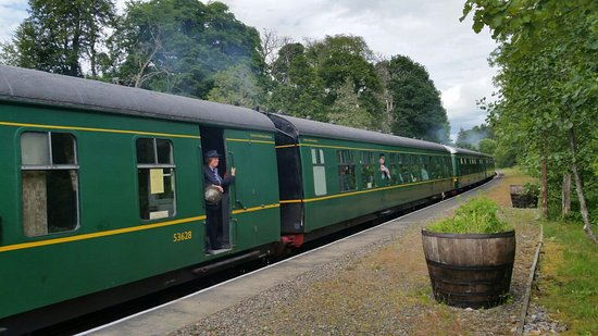 The Whisky Line - Keith & Dufftown Railway Foto