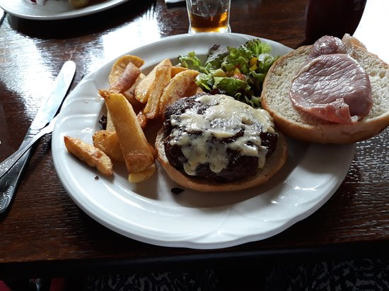 Tankerville Arms Hotel Wooler: £15 for this